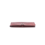 Authentic Second Hand Hermès Rouge H Alligator Dogon Wallet (PSS-097-00125) - Thumbnail 3