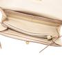 Authentic Second Hand Hermès Parchemin Ostrich Kelly Wallet (PSS-097-00126) - Thumbnail 4