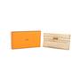 Authentic Second Hand Hermès Parchemin Ostrich Kelly Wallet (PSS-097-00126) - Thumbnail 7