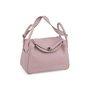 Authentic Second Hand Hermès Glycine Evercolour Lindy 30 Bag (PSS-097-00128) - Thumbnail 1