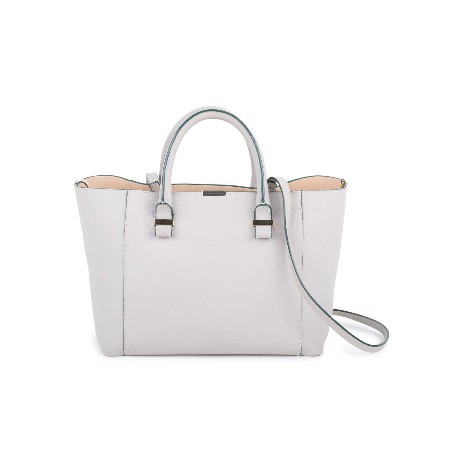 fe5c6e5dddcc Tap to expand · Authentic Second Hand Victoria Beckham Quincy Tote Bag  (PSS-097-00133) ...