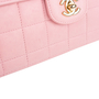 Authentic Second Hand Chanel Square Quilt East West Flap Bag (PSS-097-00134) - Thumbnail 5