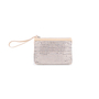 Authentic Second Hand Giuseppe Zanotti Crystal Embellished Suede Wristlet (PSS-097-00135) - Thumbnail 0