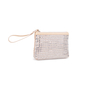 Authentic Second Hand Giuseppe Zanotti Crystal Embellished Suede Wristlet (PSS-097-00135) - Thumbnail 1