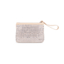 Authentic Second Hand Giuseppe Zanotti Crystal Embellished Suede Wristlet (PSS-097-00135) - Thumbnail 2