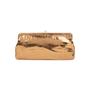Authentic Second Hand Lambertson Truex Crocodile Frame Clutch (PSS-097-00138) - Thumbnail 0