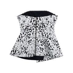 Josh goot peplum corset top 2?1548841810
