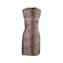 Authentic Second Hand Lanvin Leopard Printed Dress (PSS-049-00057) - Thumbnail 0
