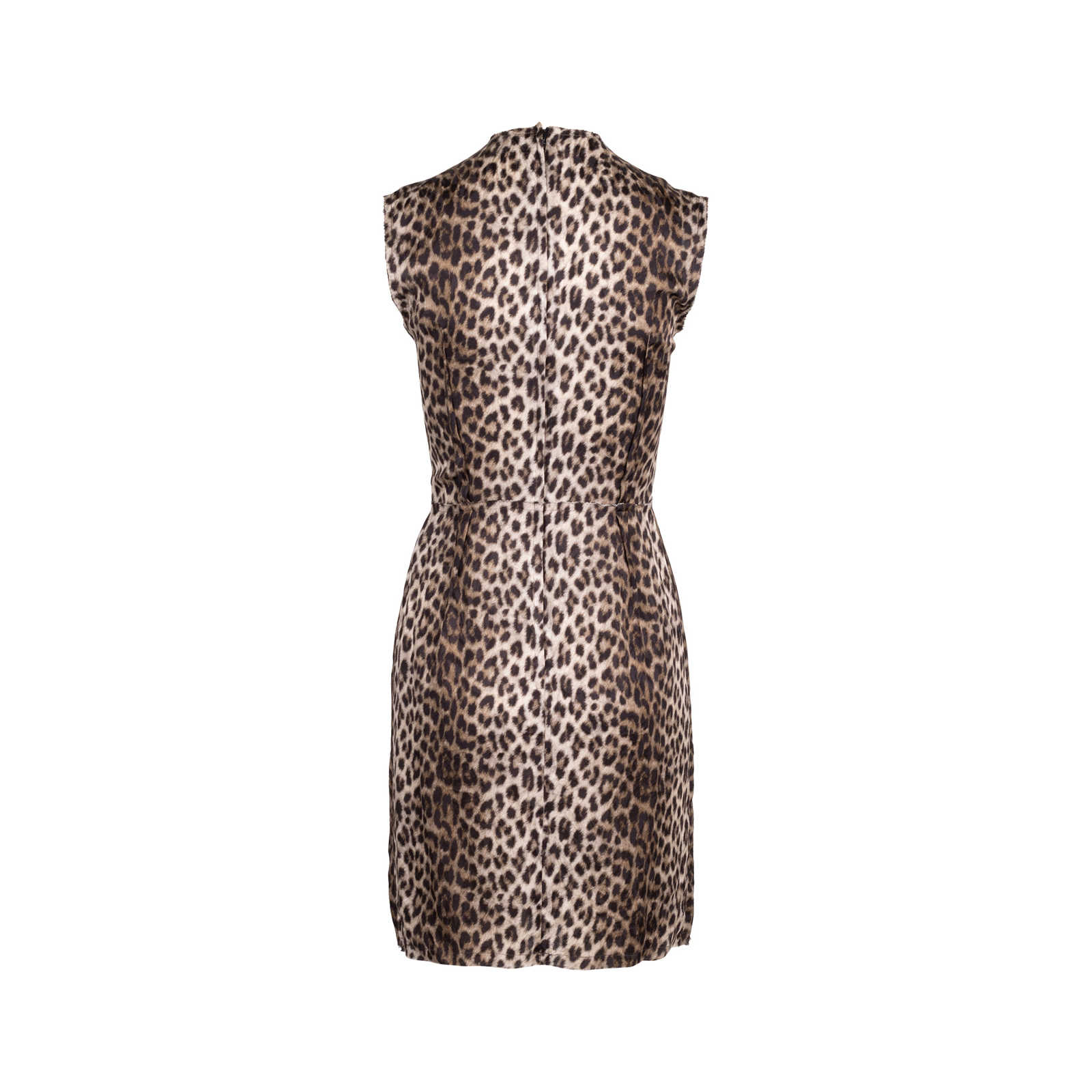 ... Authentic Second Hand Lanvin Leopard Printed Dress (PSS-049-00057) -  Thumbnail ... 71445e925