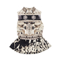 Authentic Second Hand Mary Katrantzou Jacquared Structured Peplum Top (PSS-049-00060) - Thumbnail 0