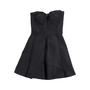 Authentic Second Hand Miu Miu Black Bustier Dress (PSS-049-00062) - Thumbnail 0