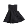 Authentic Second Hand Miu Miu Black Bustier Dress (PSS-049-00062) - Thumbnail 1