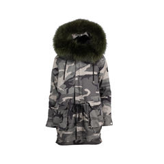 Julia Fox Lined Parka