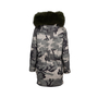 Authentic Second Hand Cara Mila Julia Fox Lined Parka (PSS-049-00066) - Thumbnail 3