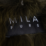 Authentic Second Hand Cara Mila Julia Fox Lined Parka (PSS-049-00066) - Thumbnail 4