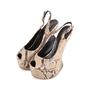 Authentic Pre Owned Giuseppe Zanotti Python Slingback Sandals (PSS-049-00067) - Thumbnail 3
