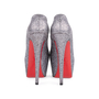 Authentic Second Hand Christian Louboutin Metallic Sequinned Daffodile Pumps (PSS-049-00072) - Thumbnail 3