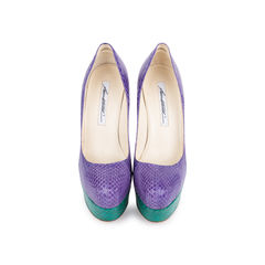 Hamper Elaphe Platform Pumps