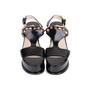 Authentic Second Hand Prada Black Platform Sandals (PSS-049-00084) - Thumbnail 0