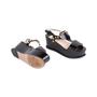 Authentic Second Hand Prada Black Platform Sandals (PSS-049-00084) - Thumbnail 2