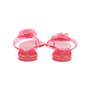 Authentic Pre Owned Chanel Pink Camellia Thong Sandals (PSS-049-00087) - Thumbnail 5