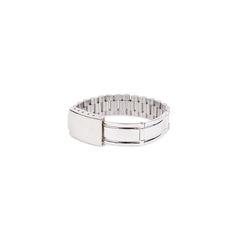 Watch-Strap Bracelet