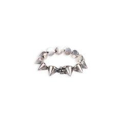 Eddie borgo small cone bracelet metallic 2?1548918709