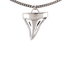 Givenchy large shark tooth necklace 2?1548918753