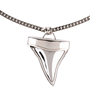 Authentic Pre Owned Givenchy Large Shark Tooth Necklace (PSS-599-00022) - Thumbnail 3