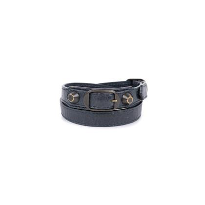 Authentic Second Hand Balenciaga Double Tour Bracelet (PSS-599-00023)