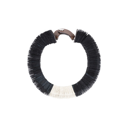 Authentic Pre Owned Marni Paper Necklace (PSS-599-00026)
