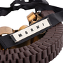 Authentic Pre Owned Marni Metal Rings and Leather Ribbon Necklace (PSS-599-00028) - Thumbnail 3