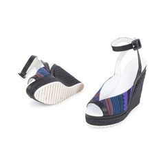 Hermes tribal espadrille wedges 2?1548926479
