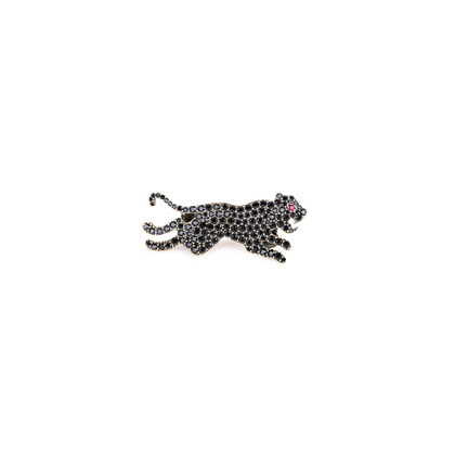Authentic Pre Owned Gucci Panther Double Ring (PSS-029-00039)