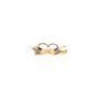 Authentic Pre Owned Gucci Panther Double Ring (PSS-029-00039) - Thumbnail 2