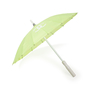 Authentic Pre Owned Chanel Green Logo Parasol (PSS-200-01623) - Thumbnail 0