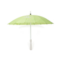Authentic Pre Owned Chanel Green Logo Parasol (PSS-200-01623) - Thumbnail 2