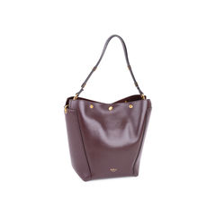 Mulberry small camden press stud leather hobo 2?1548928077
