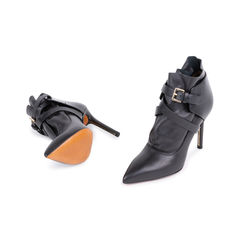 Mulberry black pointed toe boots 2?1548928968