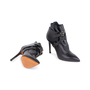 Authentic Pre Owned Mulberry Black Pointed Toe Boots (PSS-468-00001) - Thumbnail 2