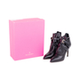 Authentic Second Hand Mulberry Black Pointed Toe Boots (PSS-468-00001) - Thumbnail 6
