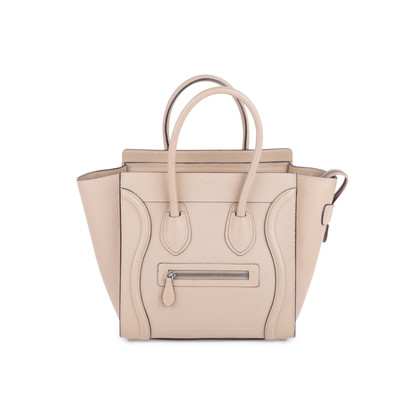 Authentic Second Hand Céline Micro Luggage Bag (PSS-506-00029)