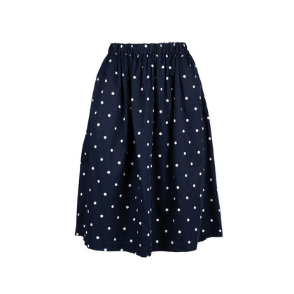Authentic Pre Owned Comme Des Garçons Polka Dot Skirt (PSS-414-00015)