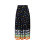 Authentic Second Hand Gucci Printed Pleated Skirt (PSS-414-00026) - Thumbnail 0