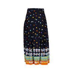 Gucci printed pleated skirt 2?1549513412