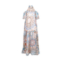 Authentic Pre Owned Temperley London Quartz Multicoloured Maxi Dress (PSS-414-00010) - Thumbnail 0