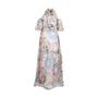 Authentic Pre Owned Temperley London Quartz Multicoloured Maxi Dress (PSS-414-00010) - Thumbnail 1