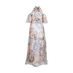 Temperley london quartz multicoloured maxi dress 2?1549513495