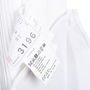 Authentic Second Hand Sacai White Pleated Top (PSS-414-00022) - Thumbnail 2