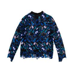 Garden Guipere Lace Shirt